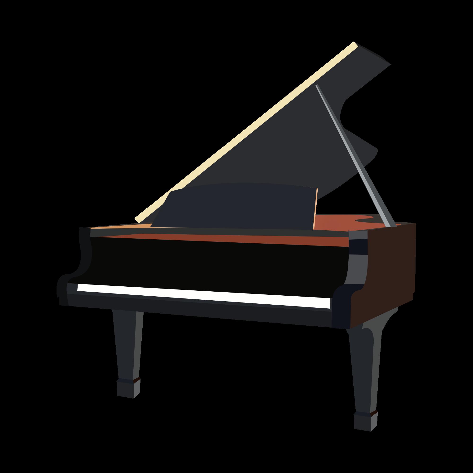 مرجع تخصصی آموزش پیانو